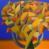 Vardan Gabrielyan - The Tree - Oil on canvas - 100x120cm